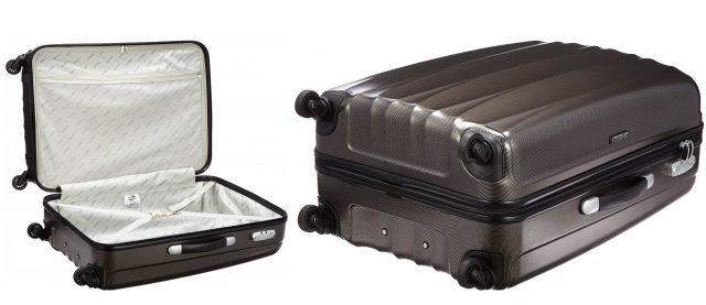 クールでおしゃれなスーツケース