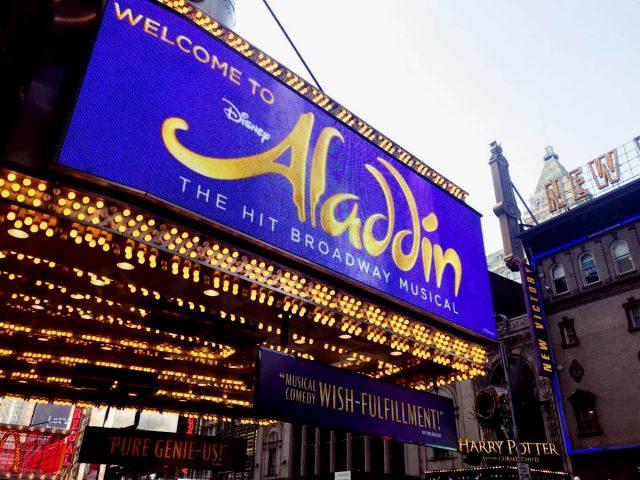 ニューヨークの観光で大人気のブロードウェイミュージカル