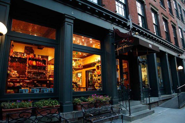 ブルックリンのダンボにあるチョコレート屋さん
