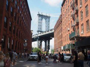 ブルックリンのダンボ