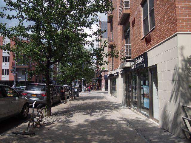 ニューヨークの新しい観光地であるウィリアムズバーグ