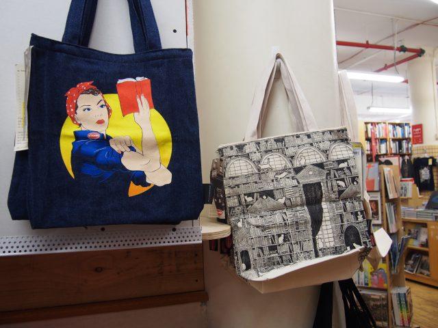 ストランドブックストアの可愛い人気なバッグ