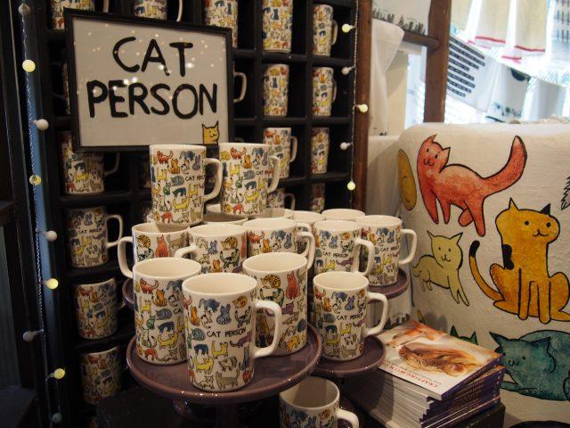 フィッシュズエディの猫のマグ