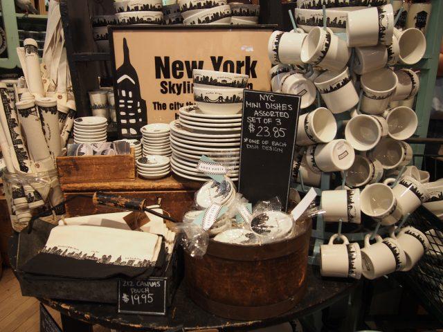 フィッシュズエディのニューヨークデザイン