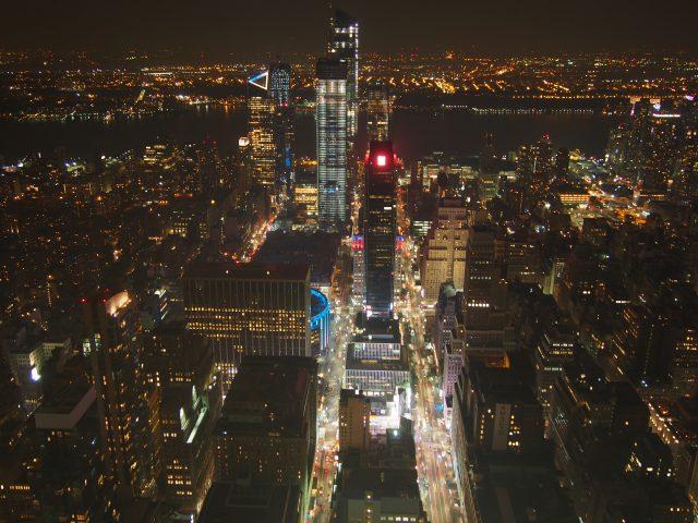 エンパイア・ステート・ビル|NYの夜景を見るならここ!