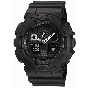 Gショックの黒くて人気な時計
