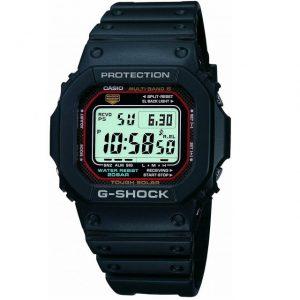 黒くてシンプルなGショックの人気な時計