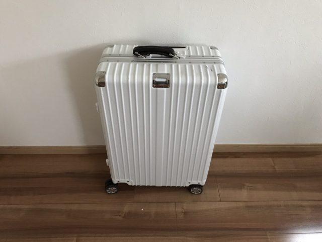 クロースの復古主義のスーツケース