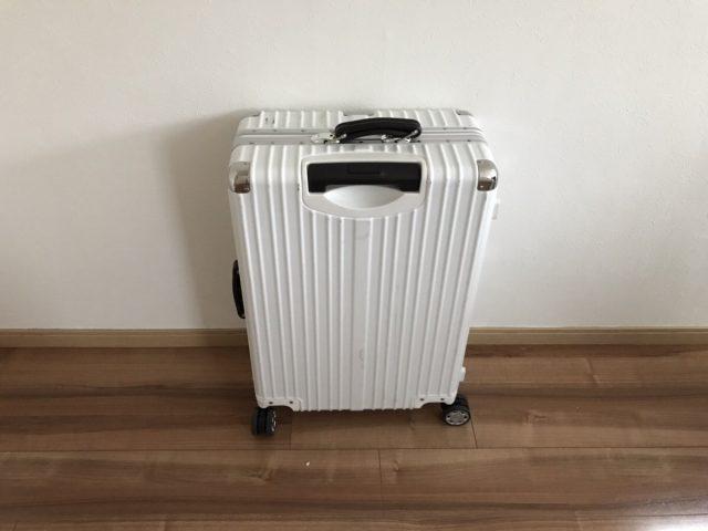 クロースの復古主義のスーツケースの全体