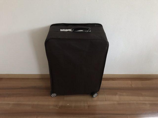 クロースの復古主義のスーツケースのカバー