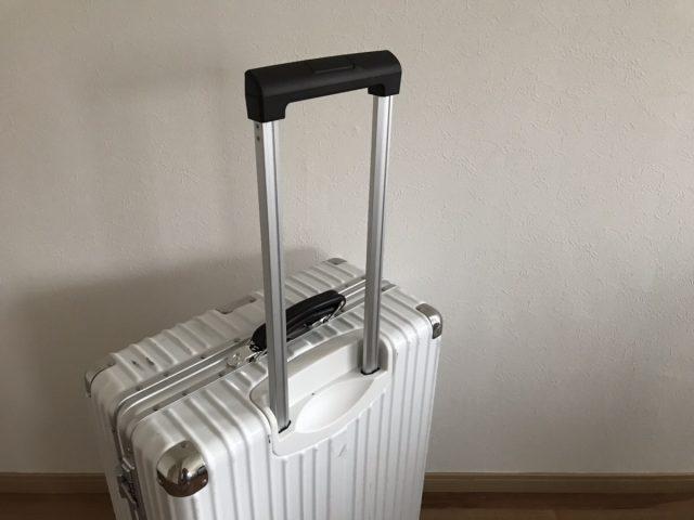 クロースの復古主義のスーツケースの持ち手