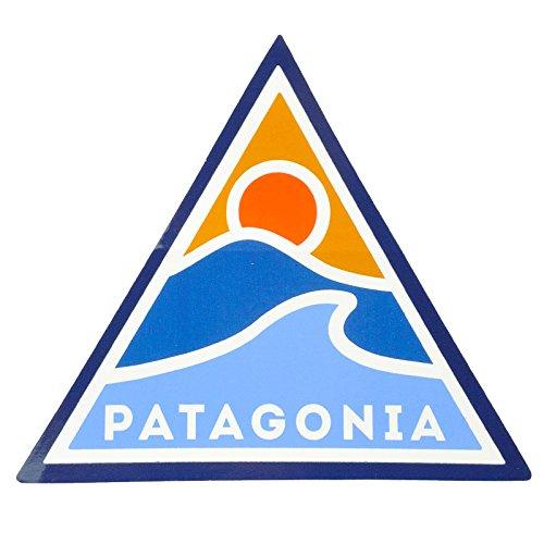 パタゴニアのサーフステッカー