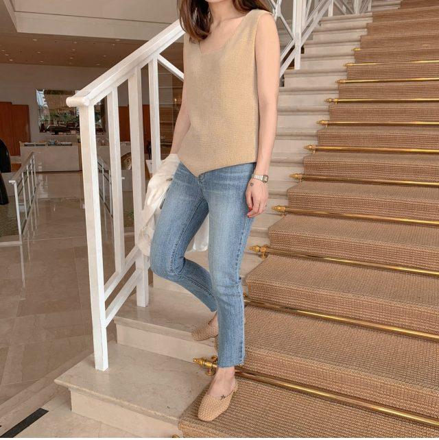 落ち着いたデザインの韓国ファッション通販サイト