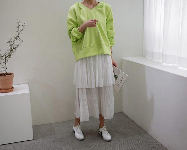 個性的でカジュアルな韓国ファッション通販