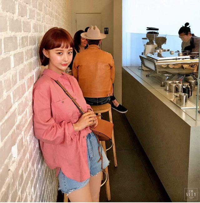 カジュアルな韓国ファッション通販