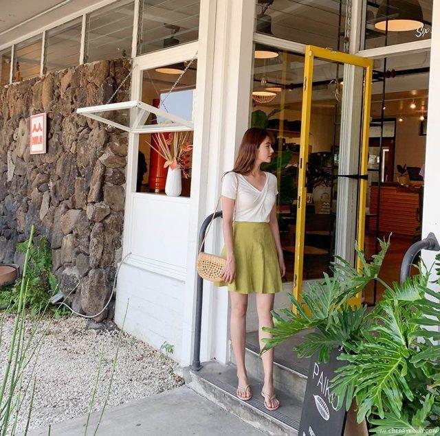 ガーリーな韓国ファッション通販サイトのチェリーココ