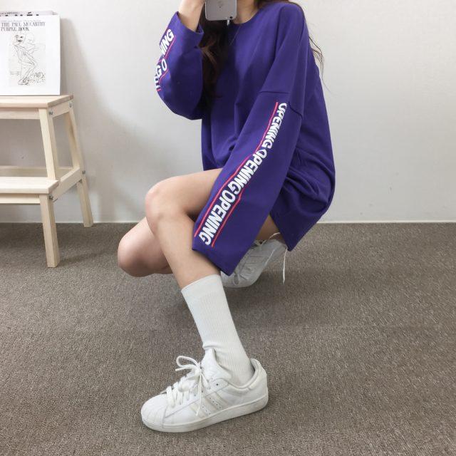 スポーティー系の韓国ファッション通販