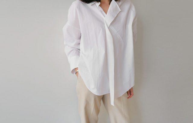シックな印象の韓国ファッション通販