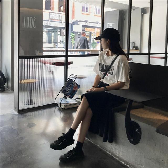 韓国ファッションで有名なイチナナキログラム