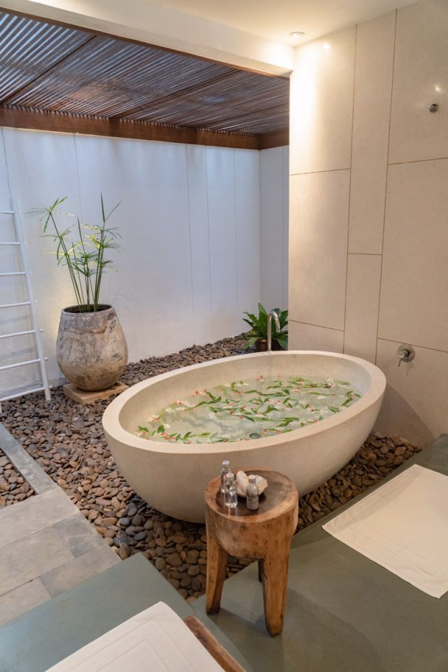 サロジンの部屋のお風呂