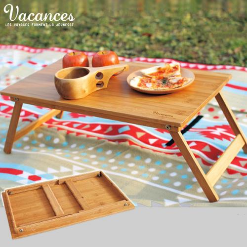 バンブーのピクニックテーブル
