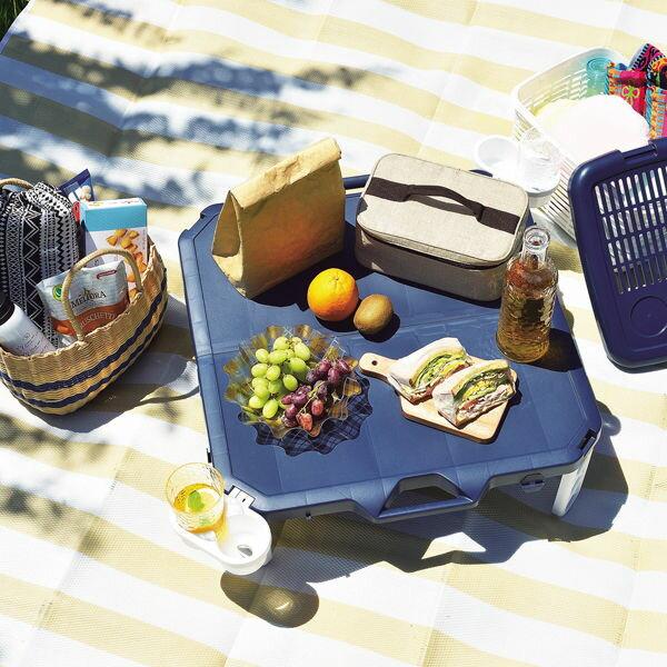 シックでおしゃれなピクニックテーブル