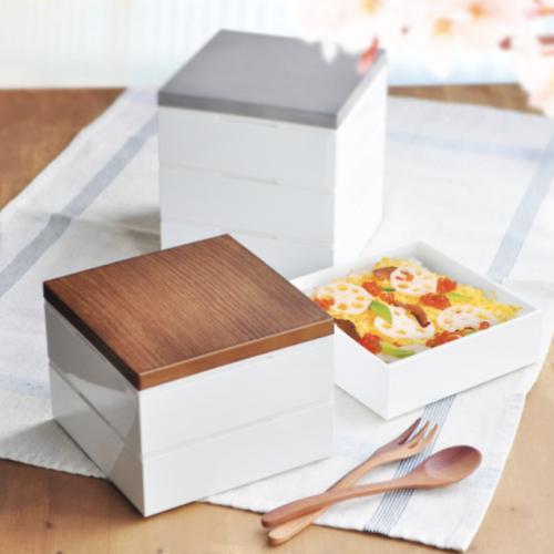 シンプルでおしゃれなピクニック弁当箱