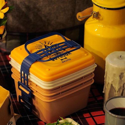 ピクニックにあう弁当箱