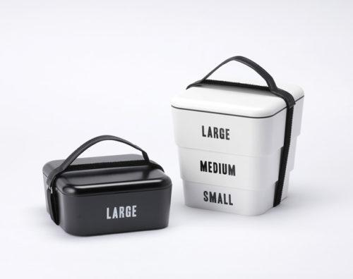 シンプルでかわいいピクニック弁当箱