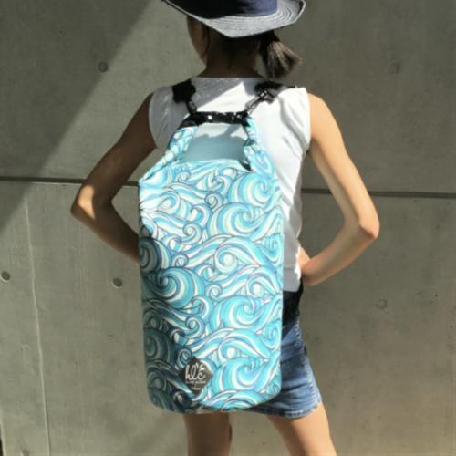 ハワイアンビーチバッグ